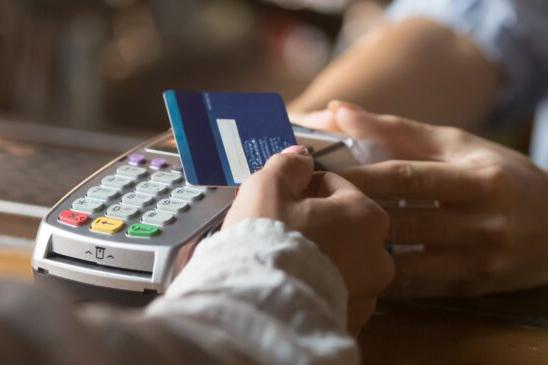 creditcard payment