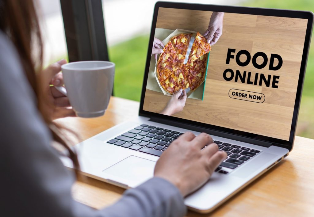online Ordering & Delivery